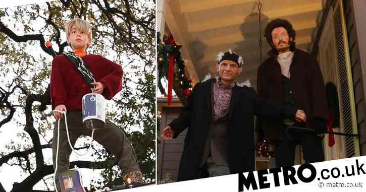 These Home Alone Christmas decorations inspired by the film are incredible