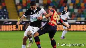 Serie A, le pagelle di Udinese-Genoa 1-0: il migliore è De Paul