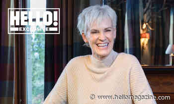 Judy Murray talks Christmas plans and being an 'active' granny to Andy's children