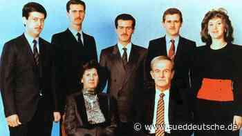 Syrien: Museum für Bassel al-Assad - Süddeutsche Zeitung