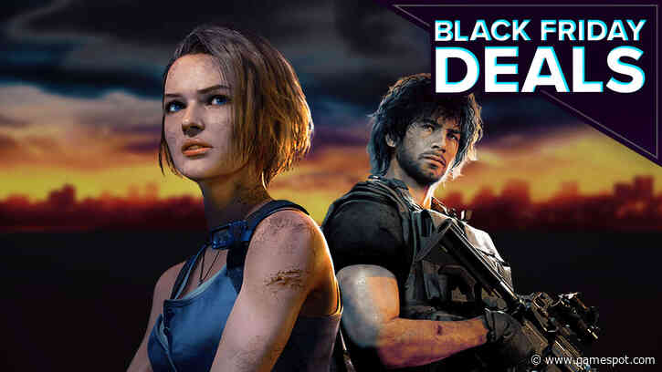 Black Friday 2020: Get Resident Evil 3 Remake For $15 Right Now