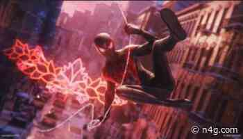 Spider-Man: Miles Morales is PS5's biggest launch game as Call of Duty grabs No.1 | UK Boxed Charts