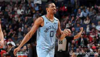 Grizzlies re-sign De'Anthony Melton to multi-year contract