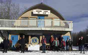 Rimbey Lions Club donates $10,000 to Medicine Lodge Ski Club - Rimbey Review