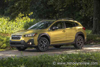 2021 Subaru Crosstrek - Rimbey Review
