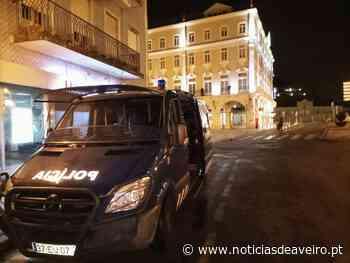 Aveiro: Cidadão que bebia na rua e estabelecimento aberto fora de horas alvo de contraordenações - Notícias de Aveiro
