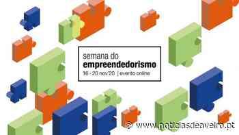 UA: Semana do Empreendedorismo em versão online - Notícias de Aveiro