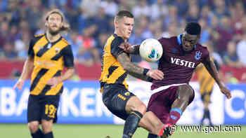 Ekuban's goal helps Trabzonspor end five-game winless run in Turkish Super Lig