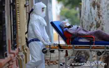 Fuerte baja de muertos y casos de coronavirus en el país - Cadena 3