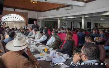 La unidad nos hace más fuerte a los potosinos: Xavier Nava - El Sol de San Luis
