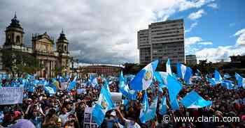 La grieta se instala en Guatemala con una fuerte disputa entre el presidente y su vice - Clarín