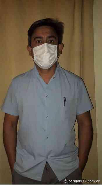 """Fuerte advertencia de un médico del Hospital San Blas """"es inminente el colapso sanitario"""" - Paralelo 32"""