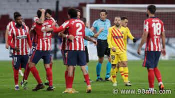 El Atlético de Madrid se posiciona como fuerte candidato al título tras vencer al Barcelona - 90min