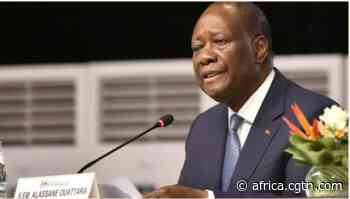 Cote d'Ivoire's constitutional council confirms victory of Alassane Ouattara in presidential election - cgtn.com