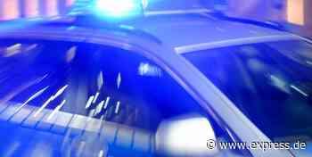 Suff-Fahrt in Herne: Betrunkener Autofahrer crasht Streifenwagen - EXPRESS