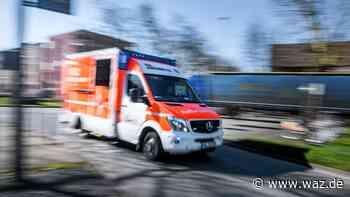 Herne: Fahrer flüchtet nach Verkehrsunfall mit Fußgänger - Westdeutsche Allgemeine Zeitung
