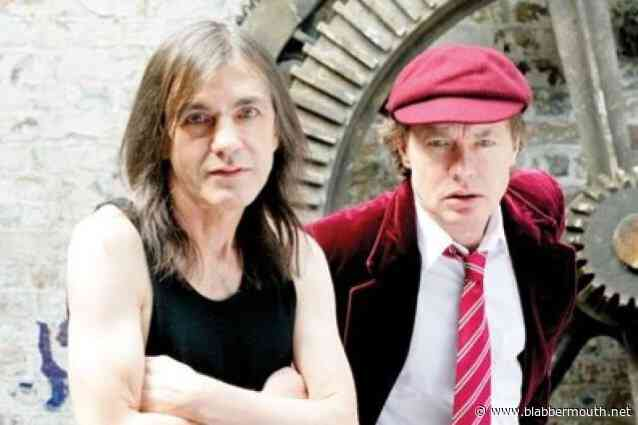 AC/DC's ANGUS YOUNG Says MALCOLM YOUNG Had A 'Natural Gift' For Writing Great Rock And Roll Songs