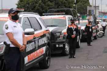 Policía de Naucalpan reporta saldo blanco durante Buen Fin - 24 HORAS