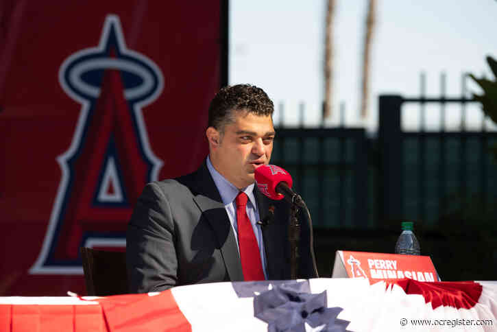 New Angels GM Perry Minasian adds three executives to front office