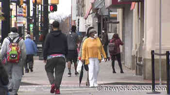Newark Facing New Restrictions, Partial Curfew In Bid To Slow COVID Spread - CBS New York