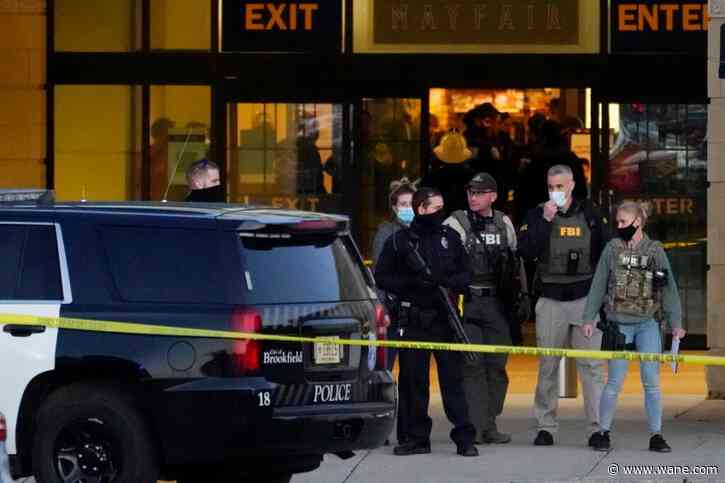 Police arrest 15-year-old boy in Wisconsin mall shooting