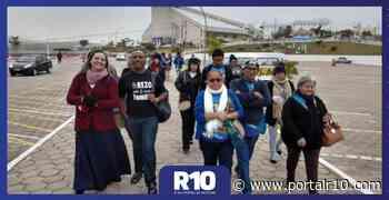 11ª Romaria à Aparecida - SP - 2021 - Portal R10