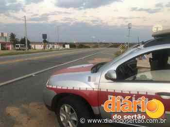 Homem morre atropelado por caminhonete enquanto caminhava na zona rural de Aparecida, região de Sousa - Diário do Sertão