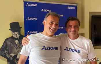 """Giuseppe Mazzara referente del comitato di #Figline Incisa Valdarno in """"Azione"""" - Valdarno24"""