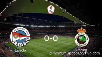 El Laredo y el Racing de Santander empatan sin goles en el Campo San Lorenzo (0-0) - Mundo Deportivo
