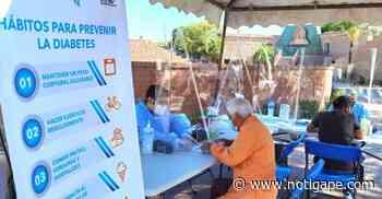 Amplían una semana prueba gratis de diabetes en Nuevo Laredo - NotiGAPE - Líderes en Noticias