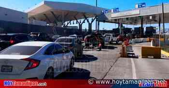 Insisten en Nuevo Laredo que no es tiempo de ir de compras o de paseo a EU - Hoy Tamaulipas