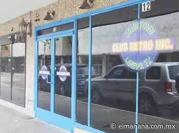 Cerrarían bares hoy en Laredo, Texas - El Mañana de Nuevo Laredo