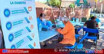 En Nuevo Laredo: Amplían una semana prueba gratis de diabetes - Hoy Tamaulipas