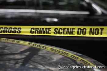 Deputies Probe Deadly Shooting In Compton - CBS Los Angeles
