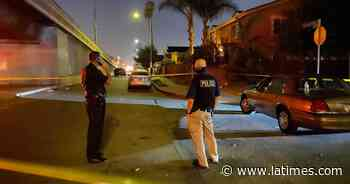 L.A. hits 300 homicides for first time in a decade - Los Angeles Times