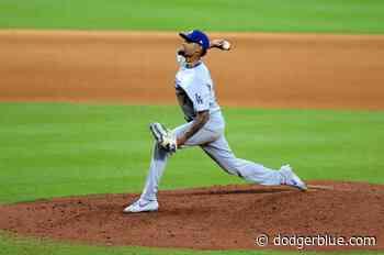 2020 Los Angeles Dodgers Player Reviews: Dennis Santana - DodgerBlue.com