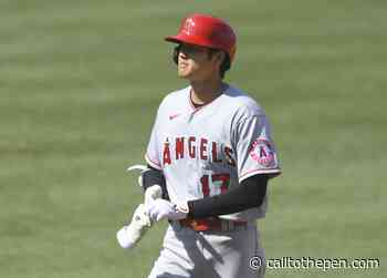 Los Angeles Angels: Shohei Ohtani's pathetic 2020 - Call to the Pen