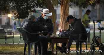 Coronavirus curfew: How will law enforcement enforce it? - Los Angeles Times