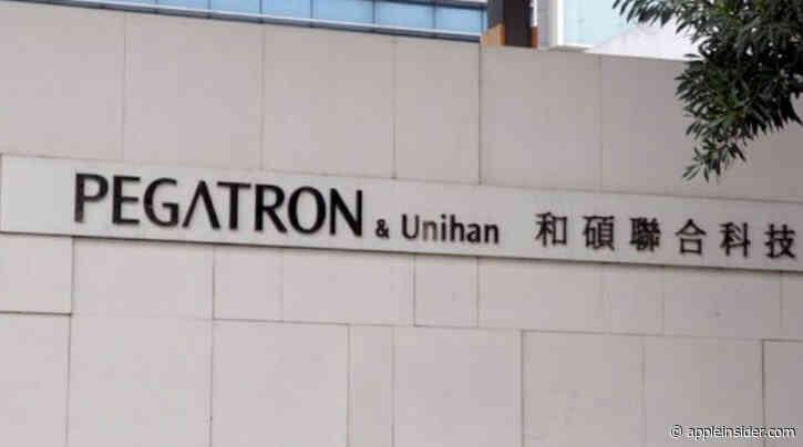 Pegatron prepares $150M investment into production in India