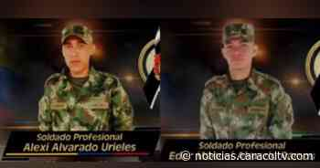 Sangrienta emboscada deja dos soldados muertos y dos heridos en Tibú - Noticias Caracol