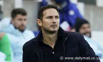 Head Coach Frank Lampard is 'not going to smile too much just yet' despite Chelsea's recent success