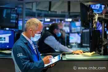 Dow futures fall slightly to kick off week amid rising coronavirus cases - CNBC