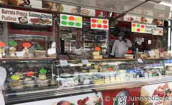 Luino, torna il mercato in forma ridotta per il Covid: spazio solo ai banchi alimentari - Luino Notizie