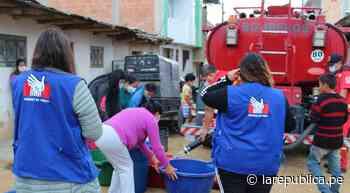 Chachapoyas: falta de agua potable posibilita propagación de la COVID-19   LRND - LaRepública.pe