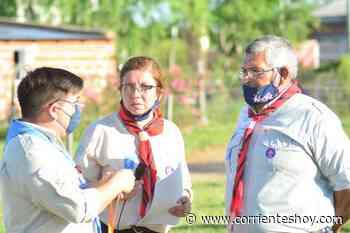 Reconocimiento al Espíritu Scout en la ciudad de Mercedes - CorrientesHoy.com