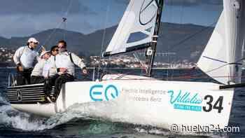 Ricardo Terrades acaricia el podio con el Mercedes-Benz en las Villalia Winter Series - Huelva24