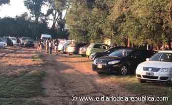 Villa Mercedes: clausuran una fiesta clandestina con más de 300 personas - El Diario de la República