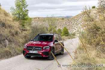 Probamos el Mercedes-Benz GLB 200: un SUV compacto con aires todoterreno que se queda muy justo para siete... - Motorpasion