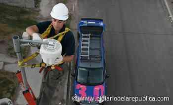 Instalarán ocho antenas de wifi en los barrios de Villa Mercedes - El Diario de la República