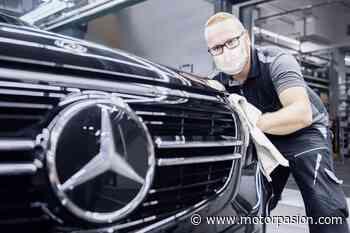 China se afianza en Alemania: los coches híbridos de Mercedes-Benz llevarán motores desarrollados junto a... - Motorpasion